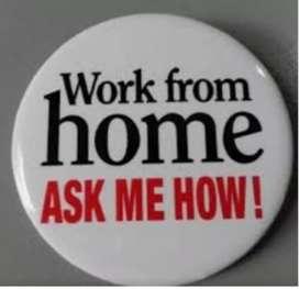 PART TIME HOME JOB