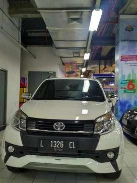 Toyota Rush Trd Sportivo.metik.Tangan pertama dari baru