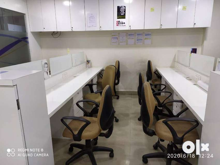 (Furnished Rental Office) at Palasia Square 0