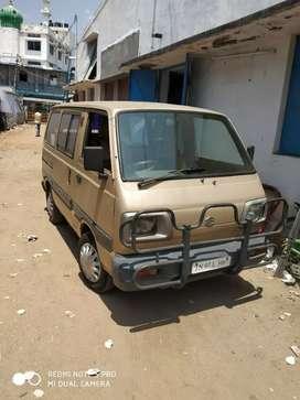 Maruti Omni (petrol and gas)
