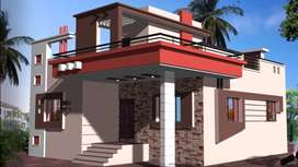 2BHK House for sale near to hsokote