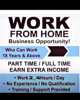 Online Part Time Work