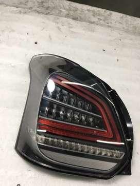 Swift 2018 led tail lights Audi style