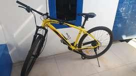 Sepeda thrill type 3.0 warna kuning