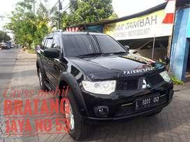 Mitshubisi Pajero exceed 2011 , Surabaya