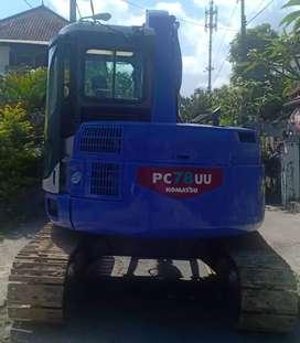Dijual traktor PC 78 UU tahun 2010