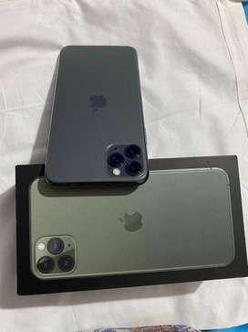 Iphone 11 Pro Max Midnight Green 256GB
