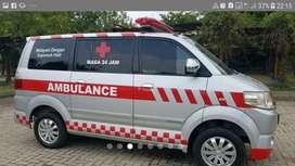 Ambulance . Ambulan mewah.APV