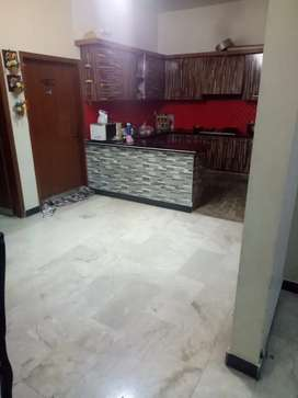 """Safari buleward"" maintane flat 3 beds d d on 2nd floor in jauhar"