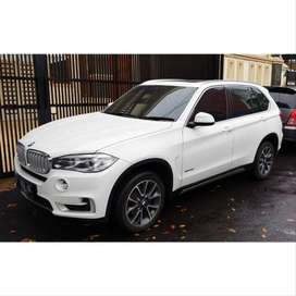 BMW X5  Xline thn 2016 pemakaian thn 2017