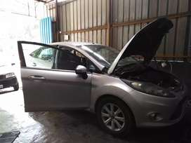 Wheel alignment and car wash shop for sale