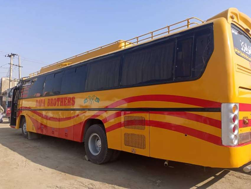 Bus For sale on argent basis v.good condition 0