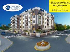 3BHK Luxurious flat for sale # Vasna RoadNr. D-MART# Rs. 65L Onwards