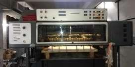 Used Heidelberg MOV , SM 102 V offset printing machine