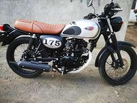 Kawasaki W175 mulus