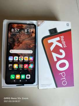 Redmi K20pro 5month, sell on Rs.18000.