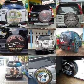 Sarung Ban Serep Mobil Terios/Escudo/Rush/Jeep/Dll DesainSediri saja'
