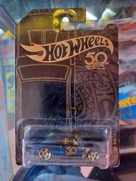 hot wheels edisi gold 50 tahun