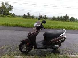 Bike for rent on mothly basis 5500