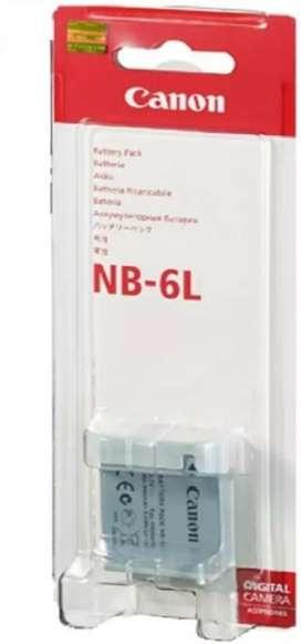 Canon Nb-6l battery