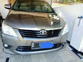Dijual Kijang Innova 2012 Diesel Bukan Syorum Like New.