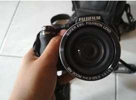 Promo Kamera Prosumer Fujifilm Finepix S4500 Free memory dan tas