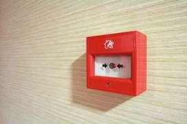 CCTV and fire alaram insulation.
