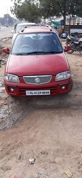 Well ok condition & complete document fully modified car