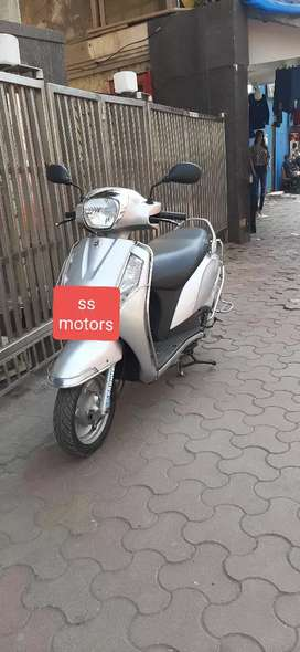Good condition suzuki access 125 .2018 .1st owner .at SS MOTORS