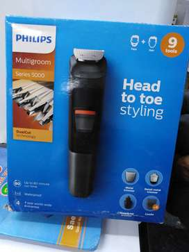 Philips series 5000 new hair trimmer