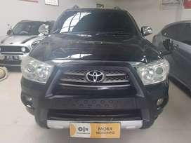 DP20Jt Toyota Fortuner 2.7 G Bensin 2008/2009/2007 Matic Automatic AT