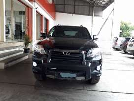 Toyota Fortuner G Diesel AT 2012