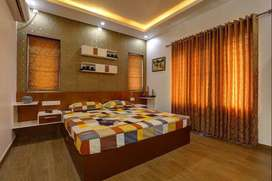 2 bhk fully furnished flat for rent at kakkanad(infopark) sez