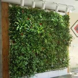 Ahli pembuatan vertical garden