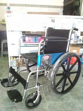 Kursi roda velg bintang standar