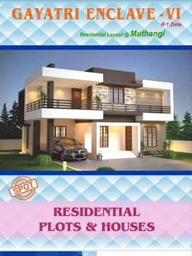 Panchayath Residential plots for sale at Muthangi