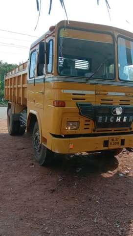 KL 57R 3095  Eicher Pro 5016TE COWL&TIPP