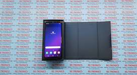 Samsung S9 64GB And 4GB Color Black Box Charger A1 Condition