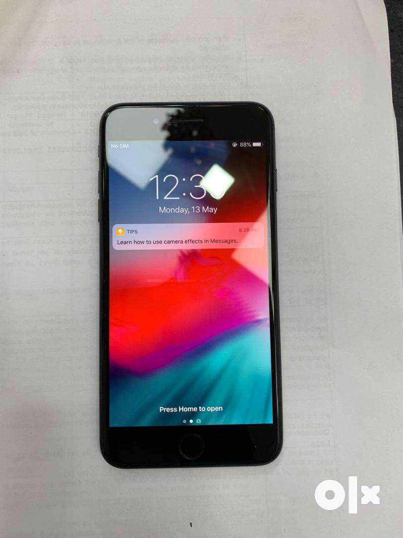 7Plus Black 128 GB  Rs 30000 No bargaining .. excuses ..Fixed Price 0