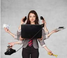 Personal assistant computer knowledge is must