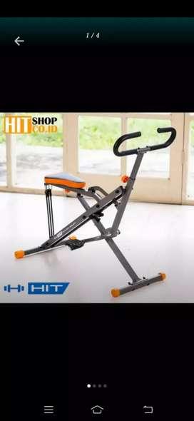 Alat fitnes x bike horse