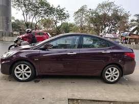 Hyundai Fluidic Verna 1.6 VTVT S (O) Automatic, 2012, Petrol