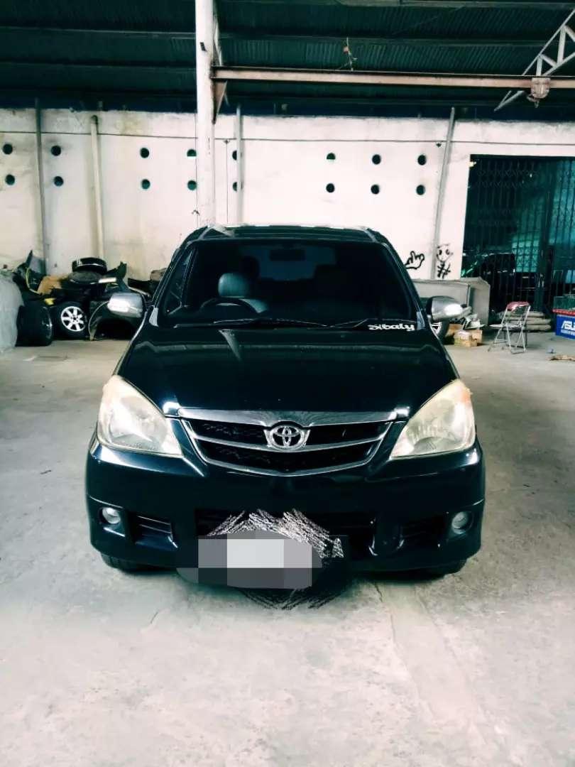 Toyota Avanza G Mt 2011 0