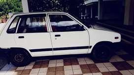 All spare parts. Maruti 800- 1996 model
