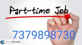 Use your free time in part time jobs