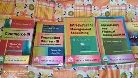 S.Y.Bcom. Sem-3  Manan Prakashan books