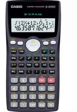 scientific Calculator  Casio-fx 100ms