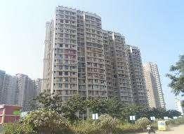 Spacious 2 BHK, semi furnished flat at Kolshet Road, Thane (W)