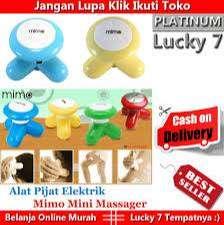 Mini Massager - Alat Pijat Elektrik Punggung Kaki Leher