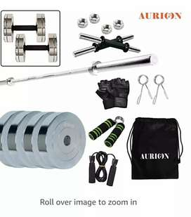 Steel gym equipments